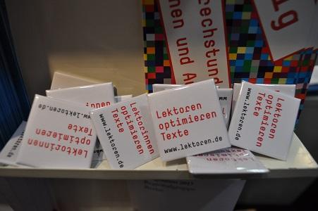 Lektorenverband VFLL auf der Leipziger Buchmesse Lektoren optimieren Texte