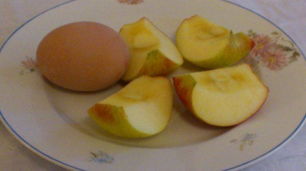 Bild: Selbstständige Arbeit für 'nen Appel und ein Ei – das kann sich niemand leisten. (© Sebastian Petrich) Mindesthonorar Mindestlohn
