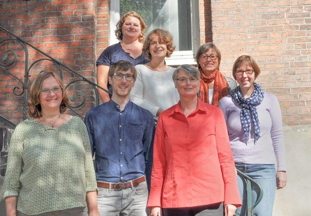 Der VFLL-Vorstand von 2016 bis 2018 Verband der Freien Lektorinnen und Lektoren Lektorenverband