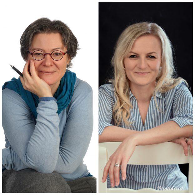 Ein erfolgreiches Team: Lektorin Susanne Pavlovic und Autorin Mia Leonie