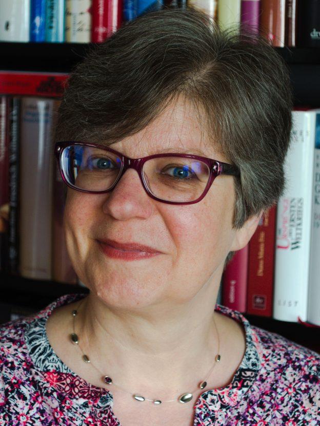 Daniela Dreuth, freiberufliche Lektorin und Bloggerin